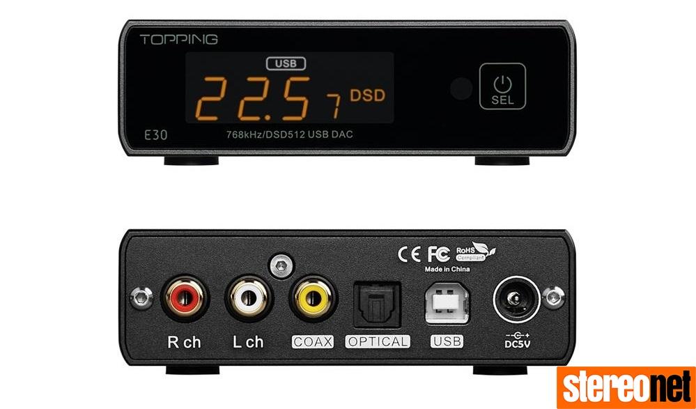 Topping E30 DAC Review