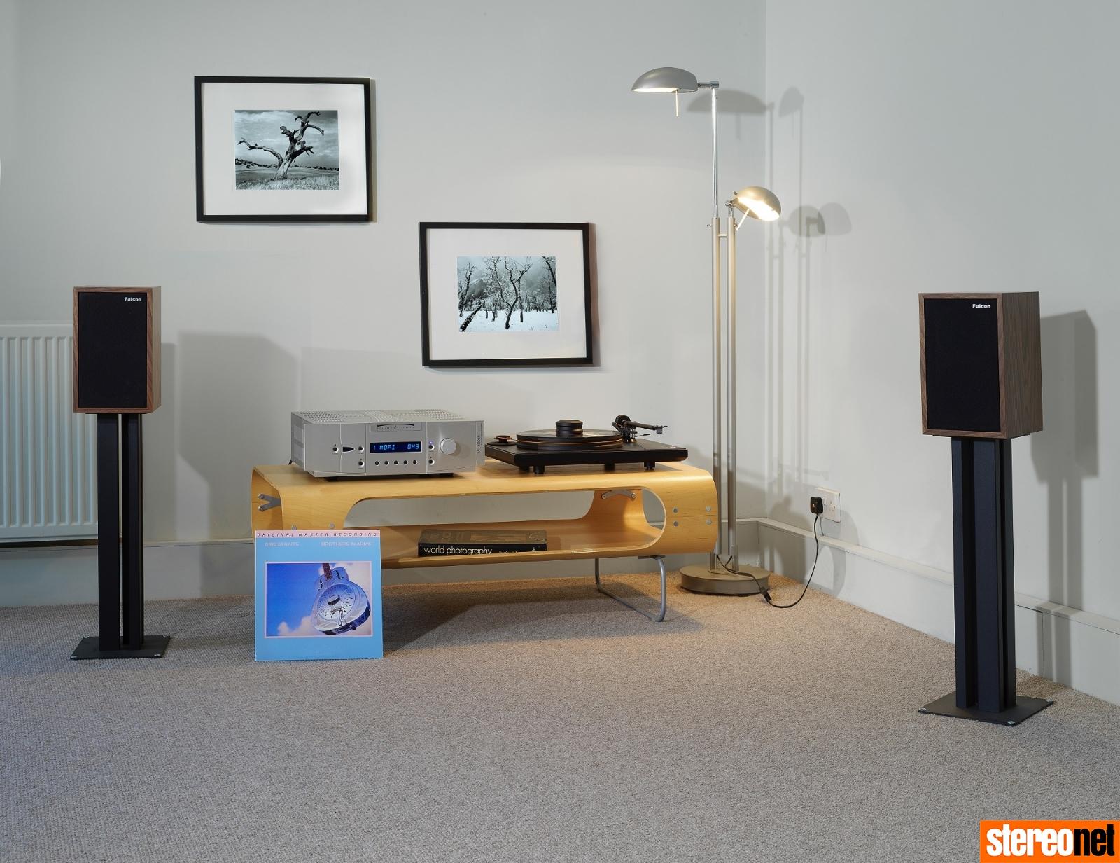 Falcon Acoustics Q7 Loudspeaker Kit Review