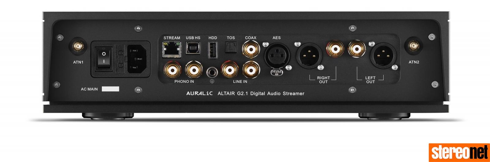 AURALiC Altair G2.1