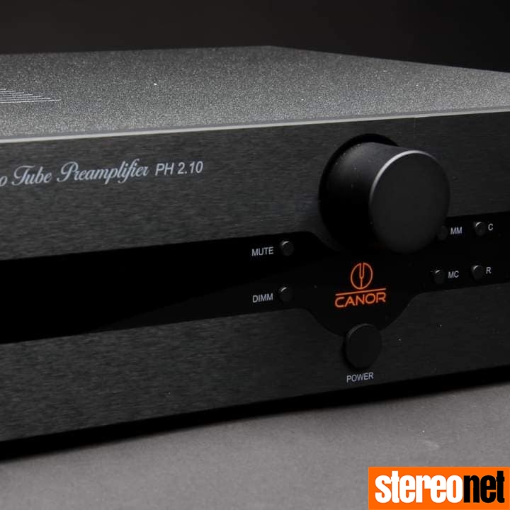 Canor PH 2.10 phono stage