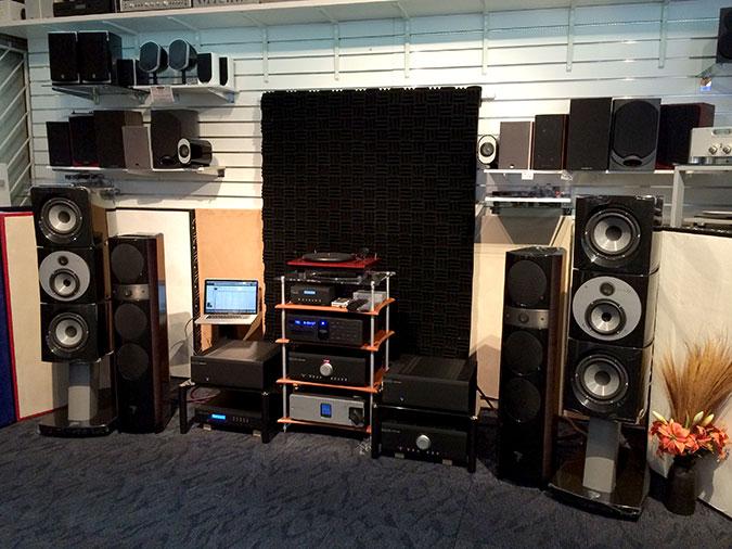 Audio Boutique, Mona Vale. NSW