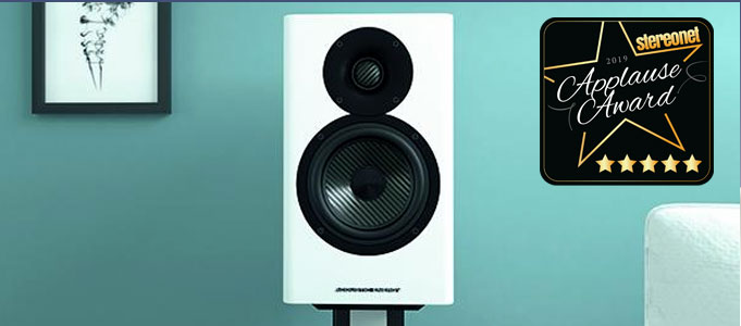Acoustic Energy AE500 Stand-Mount Loudspeaker Review