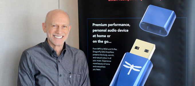 Inside Track: Bill Low, Audioquest Interview