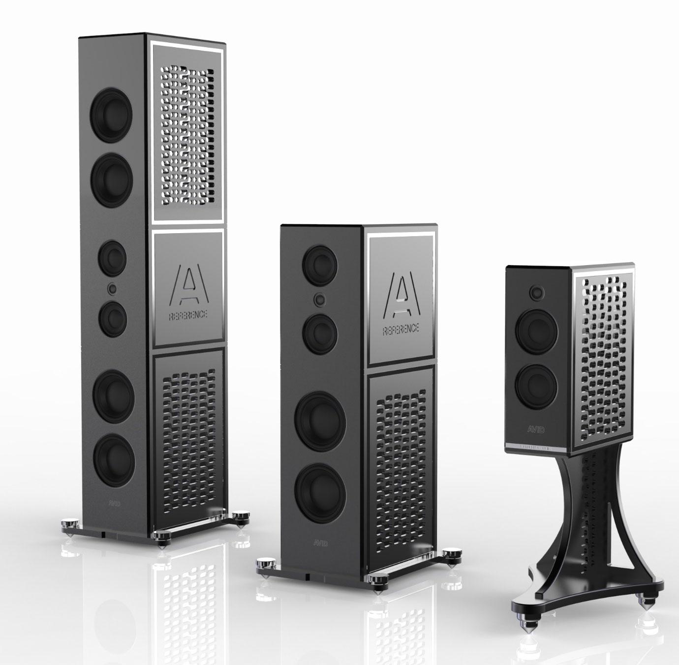AVID HiFi Reference Speakers