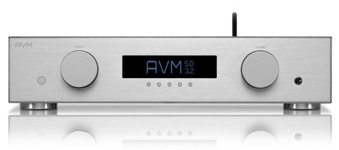 Review: AVM SD 3.2 Streaming Preamplifier with DAC