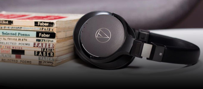 REVIEW: AUDIO-TECHNICA ATH-DSR7BT WIRELESS OVER-EAR HEADPHONES
