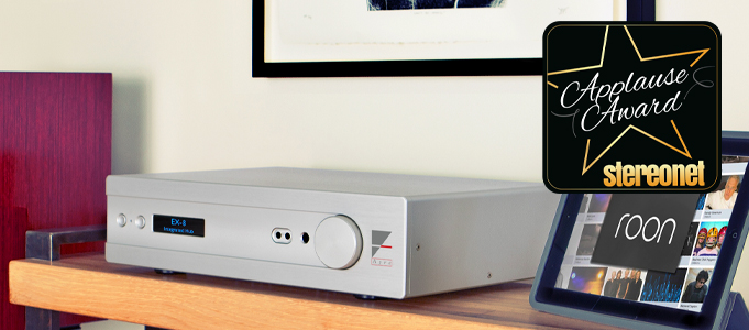 Ayre Acoustics EX-8 Integrated Amplifier Review
