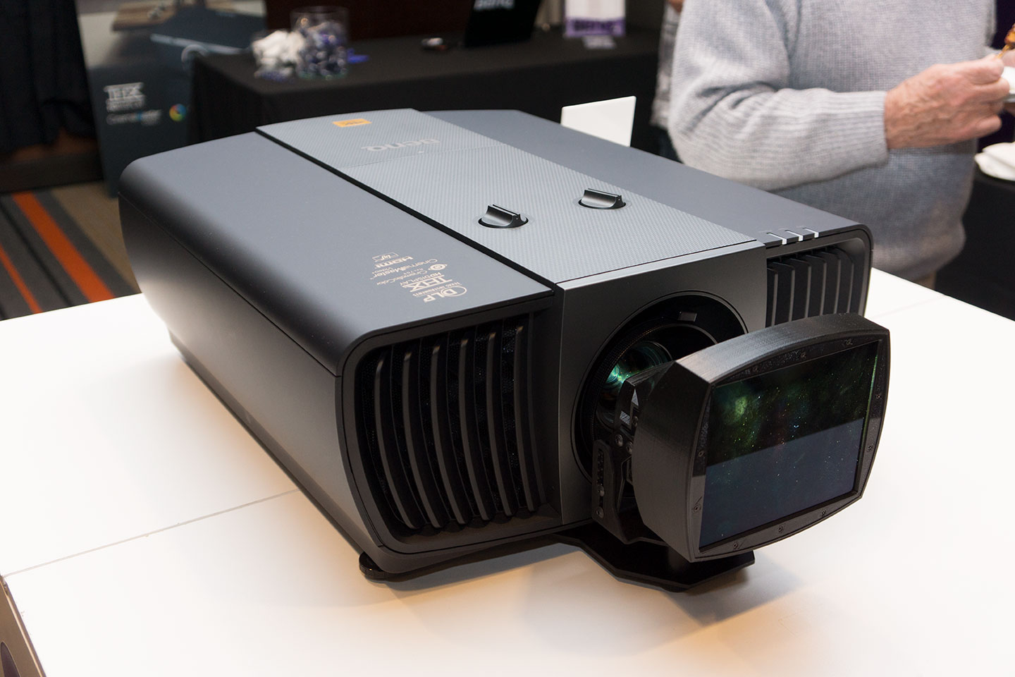 BenQ W11000 4K Projector Launch in melbourne