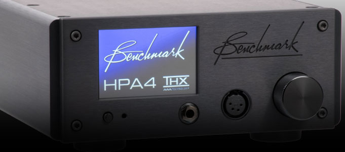 BENCHMARK RELEASES NEW HPA4 HEADPHONE AMPLIFIER
