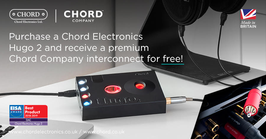Chord Electronics Chord Company combo
