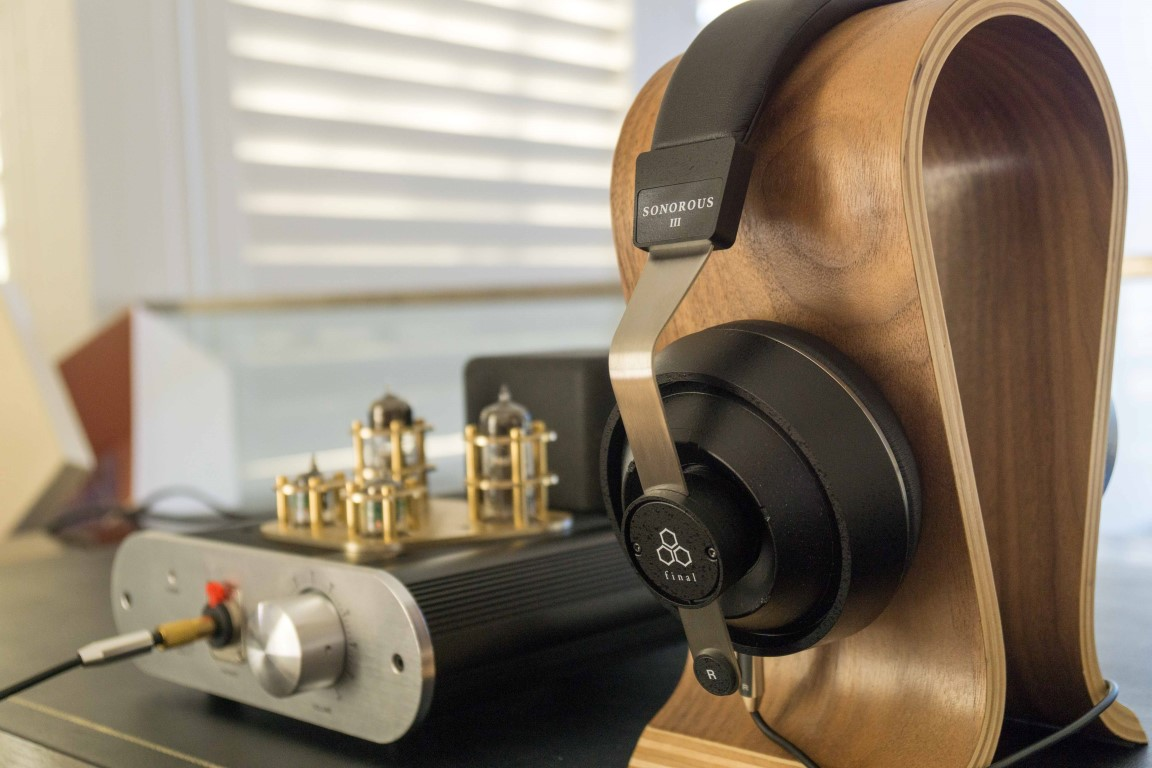 Final Audio Sonorous III Headphones