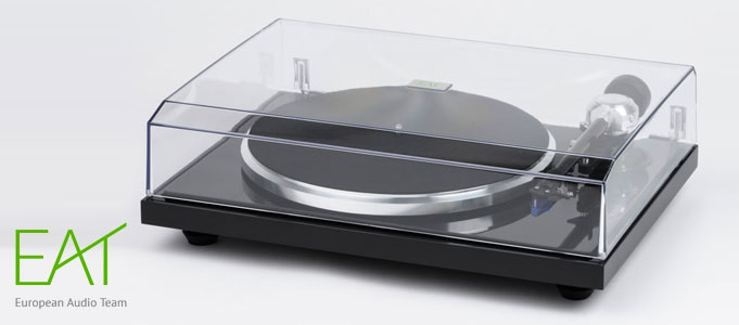 B-SHARP WITH EUROPEAN AUDIO TEAM TURNTABLE