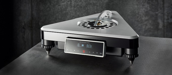 GRYPHON ETHOS CD PLAYER AND DAC ANNOUNCED