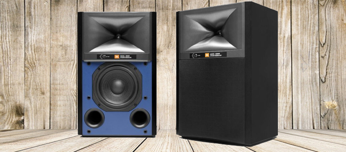 JBL 4309 Bookshelf Monitor Speakers Announced