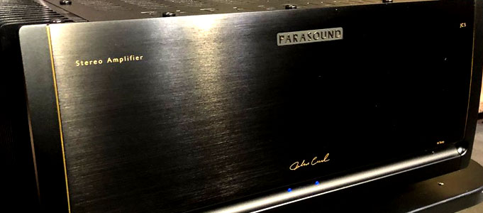 PARASOUND'S HALO JC5 AMPLIFIER IS BOLD AND POWERFUL
