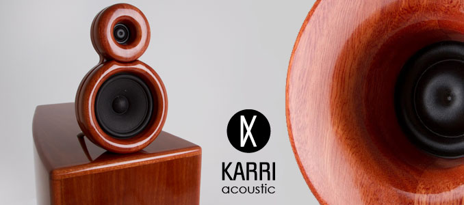 Review: KARRI acoustic Nullaki Loudspeakers
