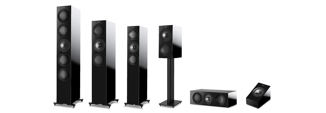 KEF R Series Speakers 2018