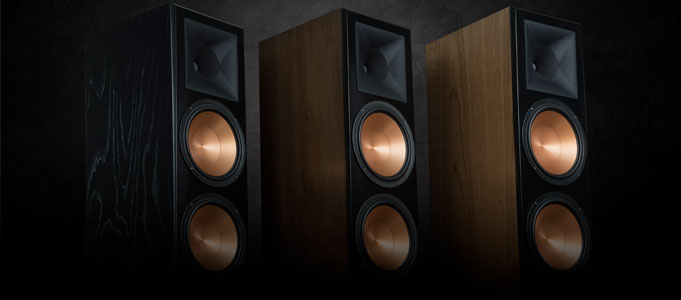 NEW US MADE KLIPSCH REFERENCE SPEAKERS RELEASED