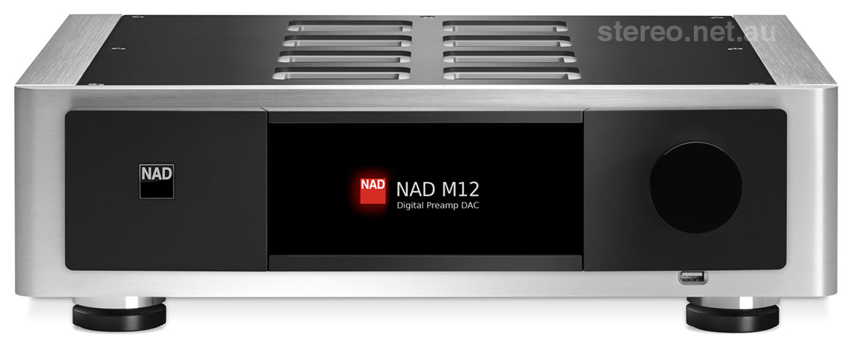 NAD Masters M12 Preamplifier DAC