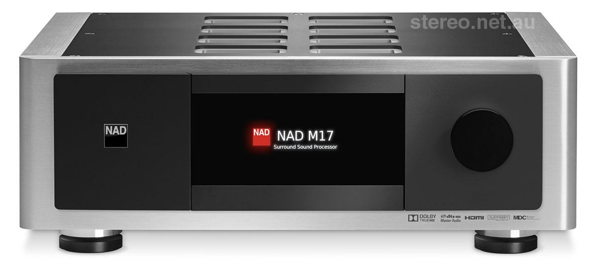 NAD Masters M17 AV Surround Sound Preamp Processor
