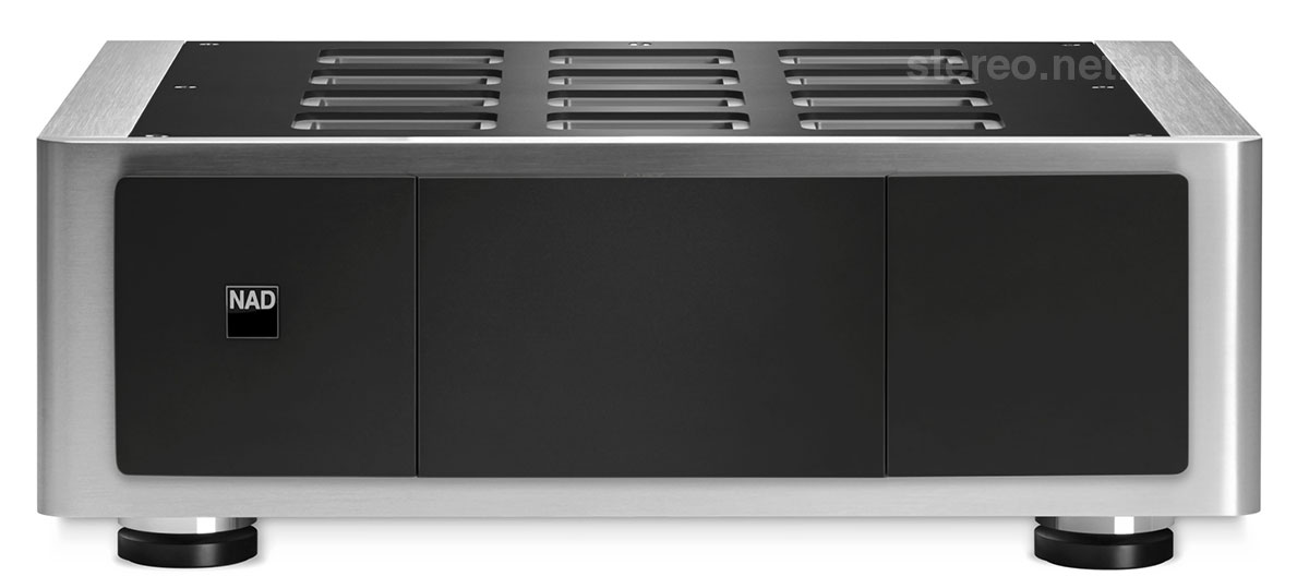NAD Masters M27 Seven Channel Power Amplifier Front