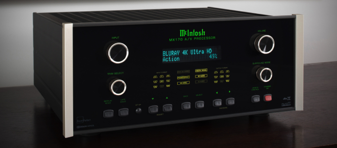 McIntosh - Custom Install and More at ISE 2020