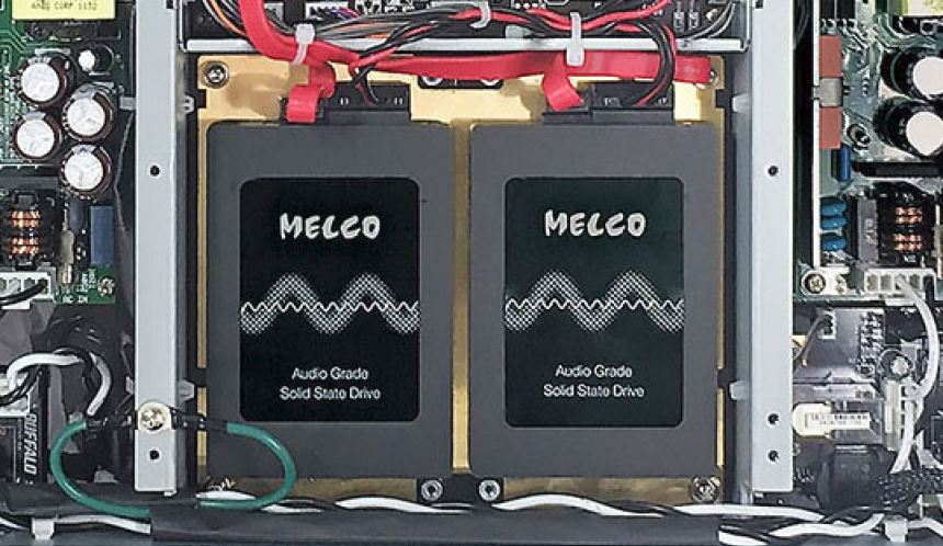 Melco SSD