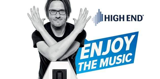 Munich High End 2019 Steven Wilson