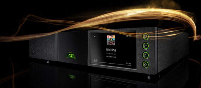 THE IMPRESSIVE NAIM ND 555 IS LOUD & CLEAR IN SCOTLAND