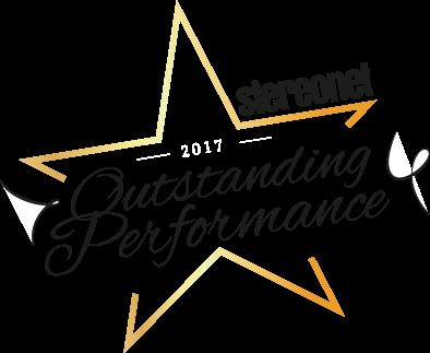 StereoNET Award: Outstanding Performance