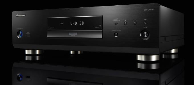 Review: Pioneer Udp-lx800 Flagship 4k Universal Disc Player