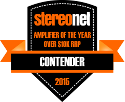 Amplifier of the Year Contender 2015