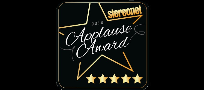 THE BEST OF STEREONET UK APPLAUSE AWARDS 2018
