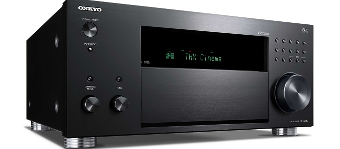 ONKYO ADDS NEW THX AND IMAX ENHANCED RZ A/V RECEIVERS