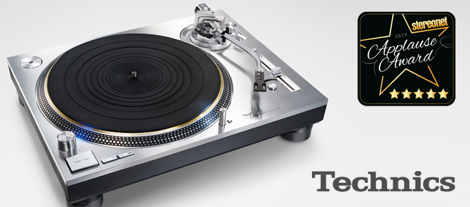 Technics SL-1200G Turntable Review