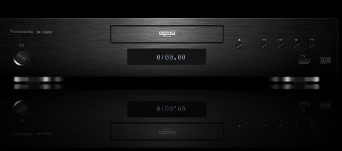 Review: Panasonic Dp-ub9000 4k Blu-ray Player