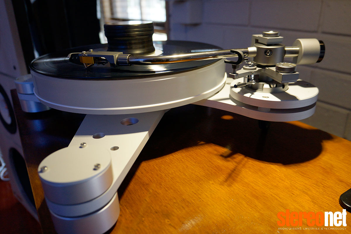 Soulines Kubrick DCX Turntable Review