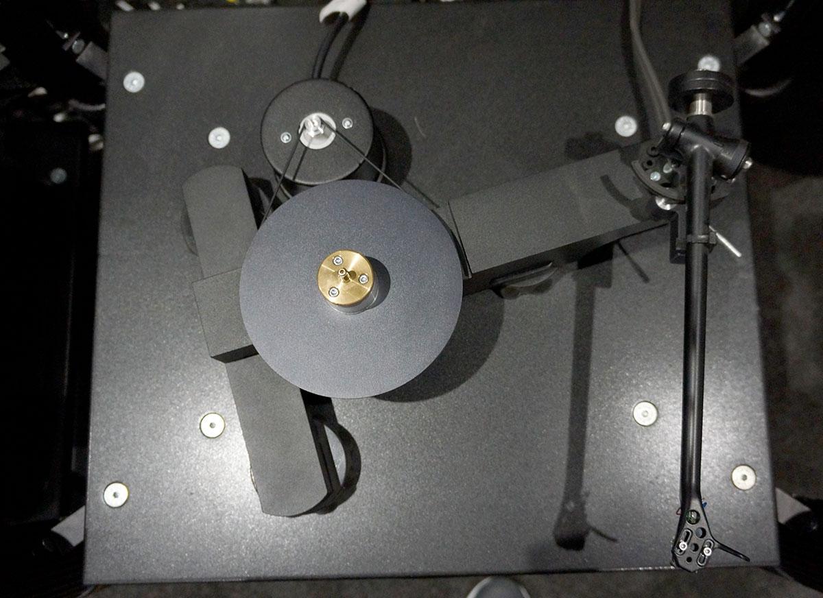 AVID Ingenium Motor Placement