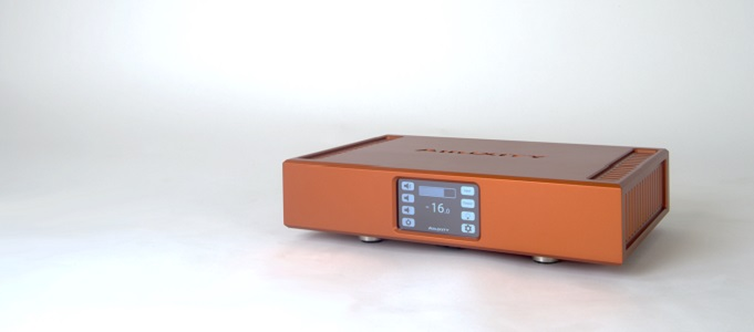ALLUXITY PRE 2 STREAMING PRE-AMPLIFIER OUTED