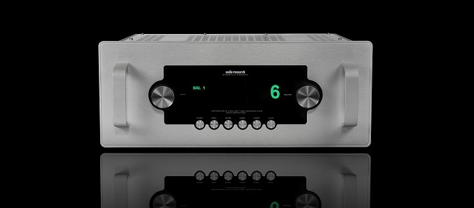 Audio Research Reference Amp Upgrades
