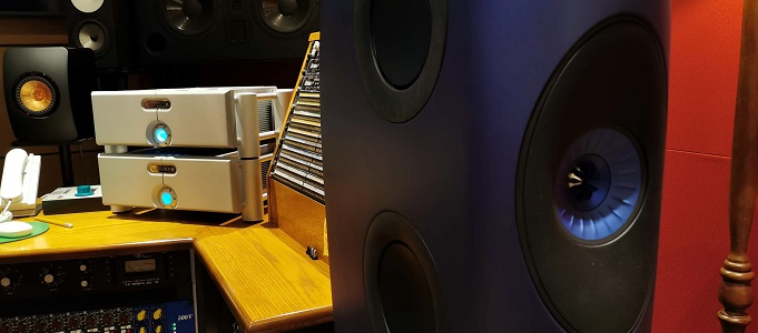 Sound Tasting With Kef Blade 2