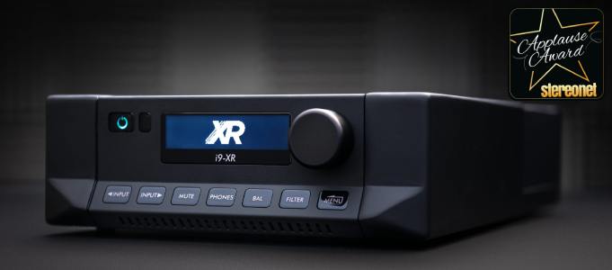 Cyrus i9-XR Integrated Amplifier/DAC Review