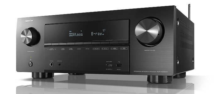 DENON GROWS X-SERIES AV RECEIVER RANGE