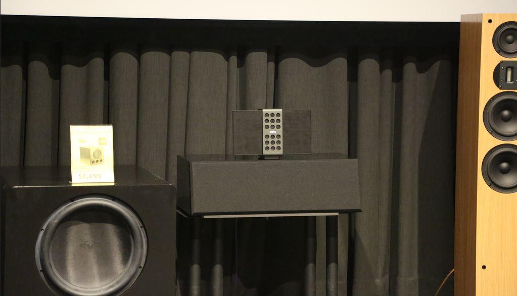 BenQ eVolo Electrostatic Speaker
