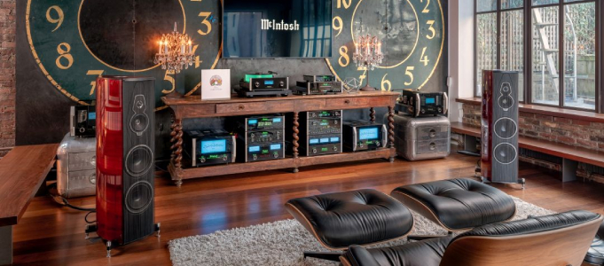 McIntosh and Sonus faber Now Even Easier to Find in UK
