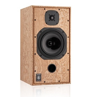 Harbeth C7 40th Anniversary speaker
