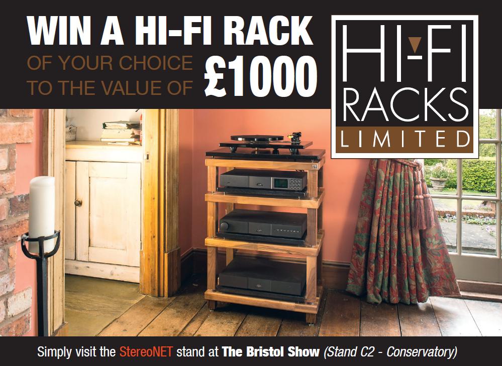 StereoNET Bristol Hi-Fi Racks