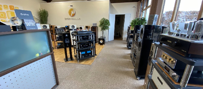 Jordan Acoustics Steps Up for McIntosh and More