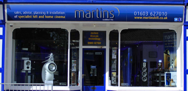 Martins Hi-Fi Becomes Latest Leema Dealer