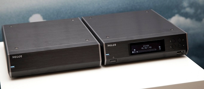 MELCO ADDS BLACK N10 AND N100 TO RANGE AS WELL AS INTELLIGENT MUSIC BROWSING